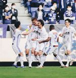 Highlight Meiji Yasuda J1 League: Gamba Osaka Dipermalukan Tim Juru Kunci