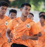 Timnas U-19 Latihan Tiga Kali Sehari, Progres Fisik Makin Positif