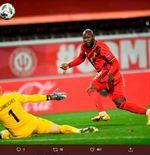 Best XI UEFA Nations League: Romelu Lukaku Dikawal Ferran Torres dan Lorenzo Insigne