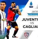 Link Live Streaming Juventus vs Cagliari di Liga Italia
