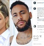 Neymar Diam-diam Telah Menjalin Cinta dengan Penyanyi Gabily sejak Awal Pandemi