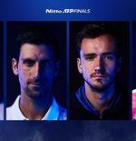 Jadwal Semifinal ATP Finals 2020 Malam Ini