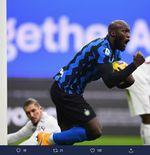 Masuk Radar Chelsea, Romelu Lukaku Dibanderol Rp2 Triliun oleh Inter Milan