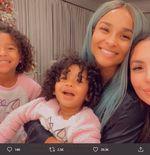 Ciara dan QB Seattle Seahawks Berbagi Cara Mendidik Anak-anak Mereka untuk Berjiwa Sosial