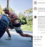 Chris Hemsworth, Seleb yang Latihan Kebugarannya Paling Menginspirasi