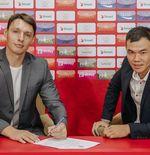 Tinggalkan Klub Elite Ukraina, Pelatih Ini Pilih Kembali ke Liga Kamboja