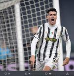 Hasil Juventus vs Ferencvaros: Alvaro Morata Selamatkan Wajah Juve di Kandang