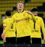 Cetak 15 Gol di Liga Champions, Erling Haaland Catat Rekor Baru