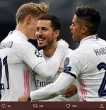 Termasuk Eden Hazard, Real Madrid Bakal Jual 10 Pemain