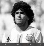 Jose Mourinho Mengenang Diego Maradona: Selalu Ditelepon saat Timnya Kalah Telak