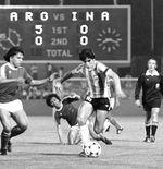 Mundari Karya: Saya Dibuat Kewalahan oleh Diego Maradona