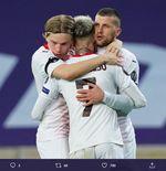 Hasil Lille vs AC Milan: Tanpa Ibrahimovic, Milan Gagal Menang di Prancis