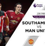 Prediksi Liga Inggris: Southampton vs Manchester United