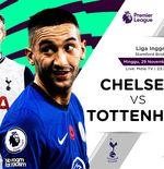 Link Live Streaming Liga Inggris: Chelsea vs Tottenham Hotspur