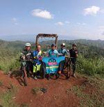 Komunitas Sepeda di Skor Virtual Ride (Bagian 2): Bukan Cuma Bersepeda di Jalan Raya tapi Juga Pegunungan