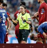 Mengenal Stephanie Frappart, Wasit Wanita Pertama yang Akan Pimpin Laga Liga Champions
