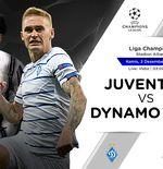 Prediksi Liga Champions: Juventus vs Dynamo Kiev