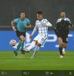Inter Milan Gaet Lautaro Martinez ''Berkat'' Juventus