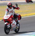 Kans Dimas Ekky Pratama untuk Tampil di Moto2