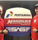 Mandalika Racing Team Jadi Tim Indonesia Pertama di Moto2
