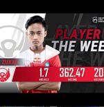 Zuxxy Dinobatkan sebagai MVP pada Pekan Perdana PMGC 2020