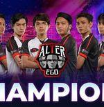 Alter Ego Susul RRQ Hoshi ke Singapura untuk M2 World Championship 2021