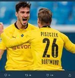 Hasil Liga Champions: Borussia Dortmund dan Lazio Lolos ke 16 Besar