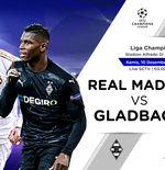 Prediksi Liga Champions: Real Madrid vs Borussia Monchengladbach