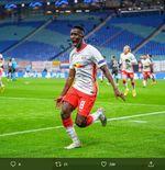 Hasil Liga Champions: Dikalahkan RB Leipzig, Man United ''Terdegradasi'' ke Liga Europa