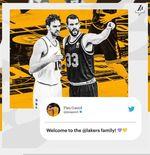 Antara Pau Gasol, Marc Gasol dan LA Lakers: Saling Gusur Hingga Rumor Reuni