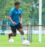 Winger Timnas U-19 Indonesia Tak Gentar dengan Persaingan di Pos Sayap Kanan Borneo FC