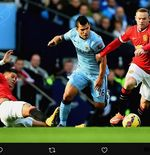 Manchester United vs Manchester City: Best XI Derby Manchester