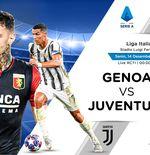Link Live Streaming Genoa vs Juventus di Liga Italia