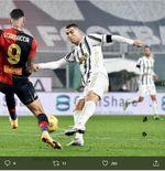 Hasil Genoa vs Juventus: Kemenangan Indah Paulo Dybala dan Cristiano Ronaldo