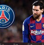 Di Prancis, Lionel Messi sudah Pakai Jersey PSG