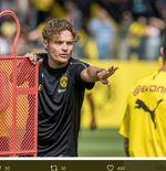 VIDEO: Kekecewaan Edin Terzic terhadap Wasit Laga Dortmund lawan Manchester City