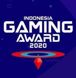 Daftar Pemenang Indonesia Gaming Award 2020, PUBG Mobile dan Mobile Legends Dominan