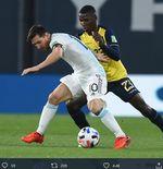 Manchester United Mundur dari Perburuan Gelandang Belia Ekuador
