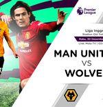 Link Live Streaming Manchester United vs Wolverhampton Wanderers di Liga Inggris
