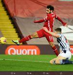 7 Fakta Laga Liverpool vs West Brom: dari ''Gol Colongan'' Hingga Rekor Sadio Mane