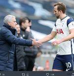 Sempat Terkejut, Kini Harry Kane Doakan yang Terbaik untuk Mourinho