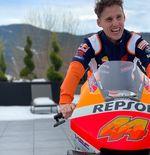 Inilah Hal Pertama yang Dilakukan Pol Espargaro Saat Pertama Kali Jajal Motor Repsol Honda
