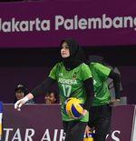 Wilda Siti Nurfadhilah Bicara soal Kecintaan pada Dunia Voli