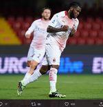 Babak Pertama Benevento vs AC Milan: Franck Kessie Bawa I Rossoneri Unggul 1-0