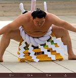 Setelah Kento Momota dan Kei Nishikori, Atlet Sumo Nomor 1 Jepang Juga Positif Covid-19