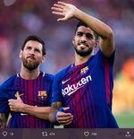 VIDEO: Momen Aksi Luis Suarez dan Lionel Messi di Piala Dunia Antarklub 2016