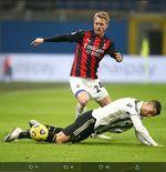 Hasil Lengkap dan Klasemen Liga Italia:  Kalah dari Juventus, AC Milan Masih Kokoh di Puncak