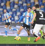 Hasil Napoli vs Spezia: Pasukan Gattuso Kalah Lawan 10 Pemain