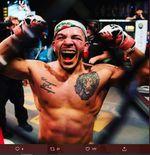 Petarung UFC Tikam Saudara Perempuannya, Didakwa Pasal Pembunuhan Berencana