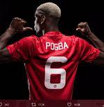 Paul Pogba Benci Isi Bangku Cadangan Manchester United